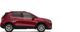 Lateral novo Chevrolet SUV Tracker 2019