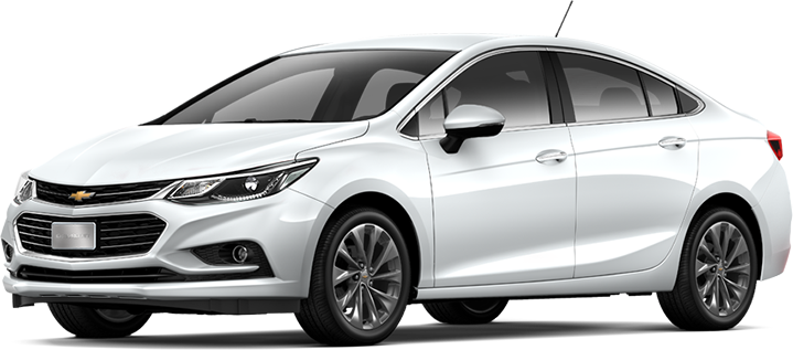 Chevrolet Cruze Branco Summit 2018