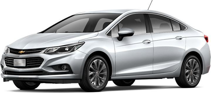 Chevrolet Cruze Prata Switchblade 2018