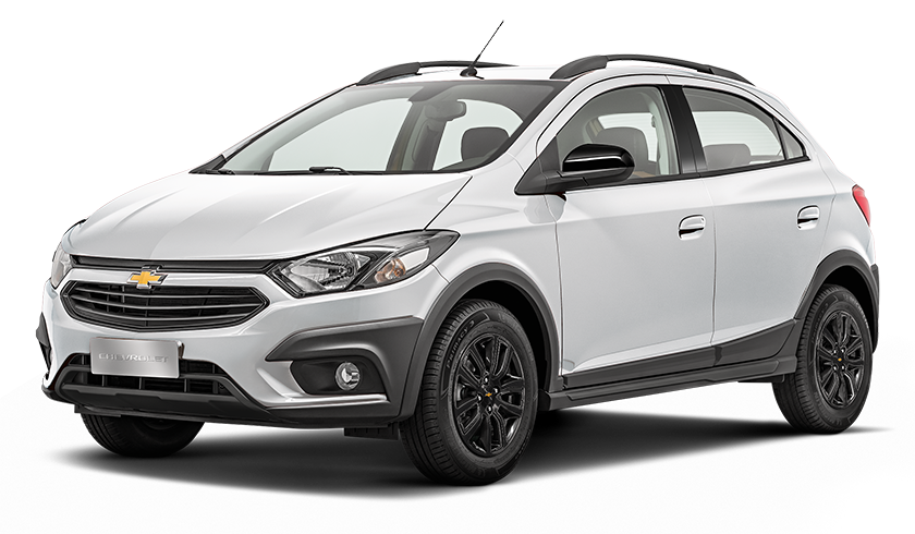 Chevrolet Onix Activ Branco Summit 2019