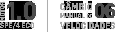 Legenda Motor Chevrolet Onix Joy e motor 1.0/SPE ECO com câmbio de 6 marchas