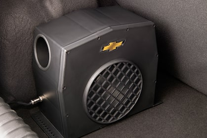Subwoofer novo Chevrolet sedan Prisma Joy 2019