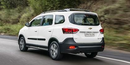 Spin Activ Chevrolet com freios ABS e EBD