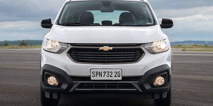 Spin Activ Chevrolet com far�is de neblina