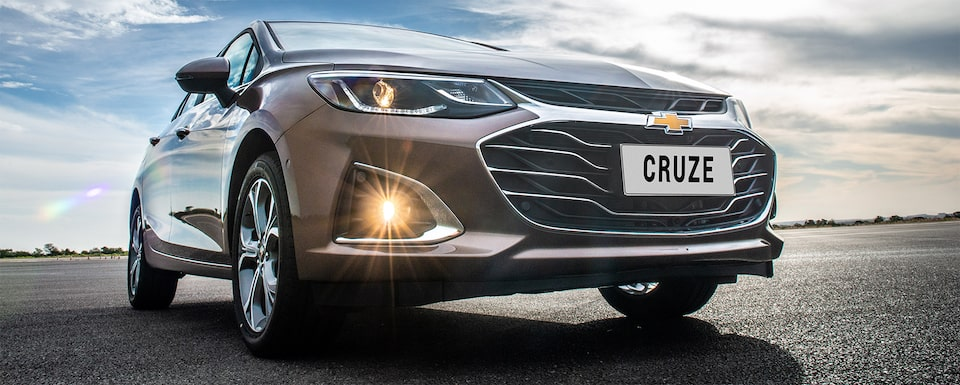 Farol do Chevrolet Cruze Sedan Premier 2020