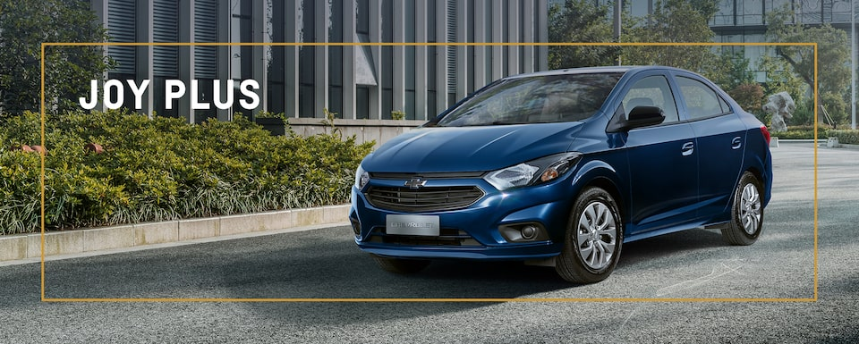 Novo Joy Plus 2020, o carro sedan econômico da Chevrolet