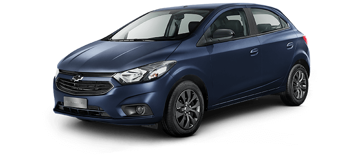 Novo Chevrolet Joy 2020 Azul Blue Eyes