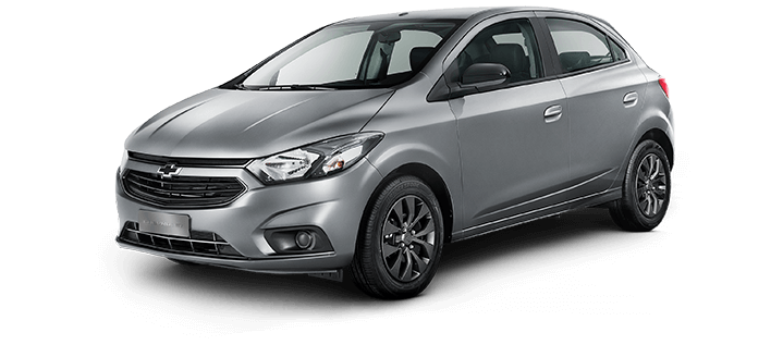 Novo Chevrolet Joy 2020 Cinza Satin Steel