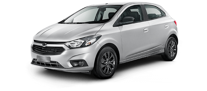 Novo Chevrolet Joy 2020 Prata Switchblade