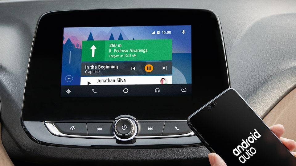 Android Auto do novo Chevrolet Onix 2020