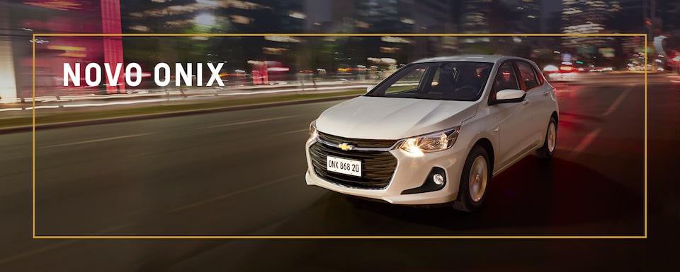 Novo Onix hatch 2020, o carro com Wi-Fi da Chevrolet