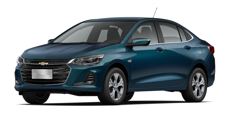 Novo carro sedan completo Chevrolet Onix Plus