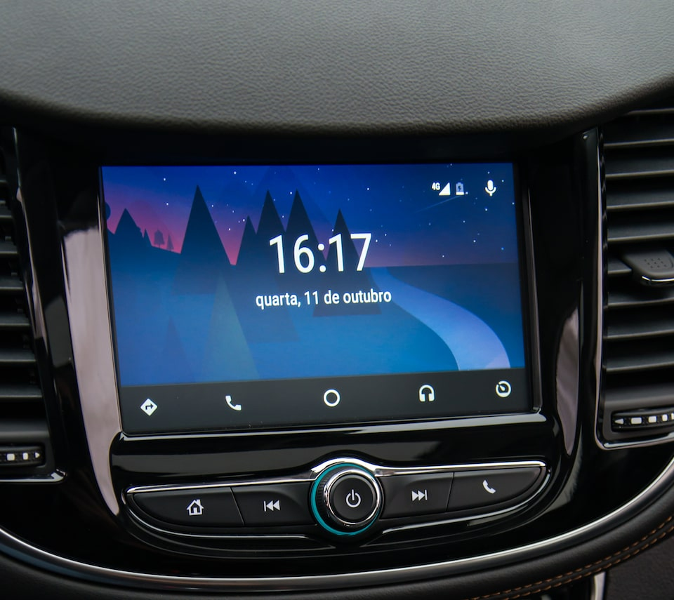 Android Auto Equinox Chevrolet MyLink
