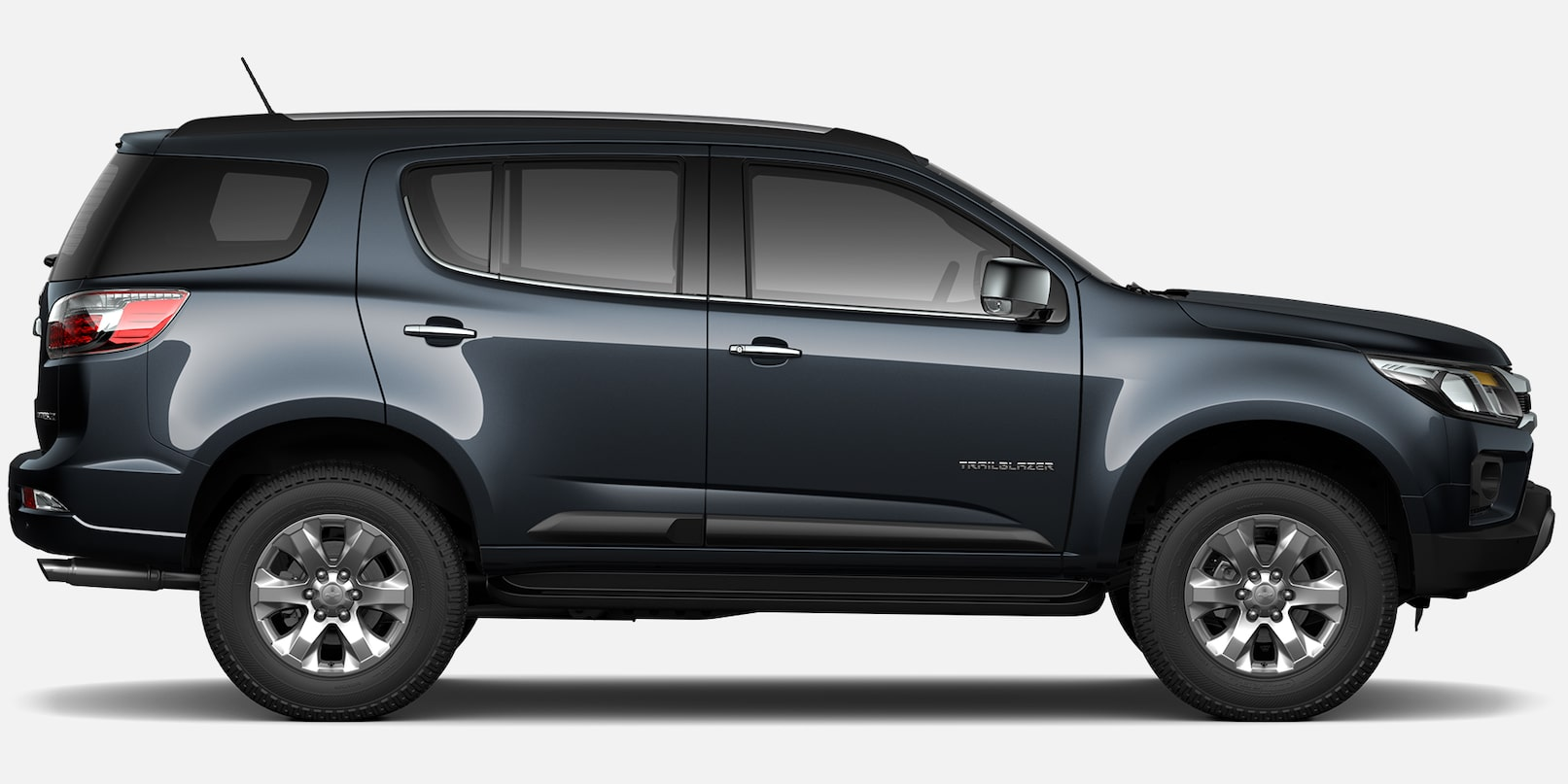Novo SUV Trailblazer 2021 com tr�s anos de garantia