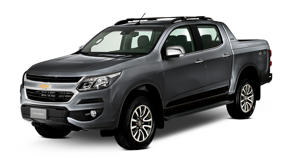 Chevrolet S10 High Country Cinza Graphite 2018