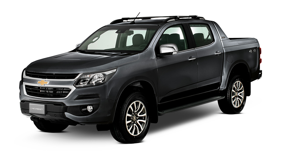 Chevrolet S10 High Country preto ouro negro 2018