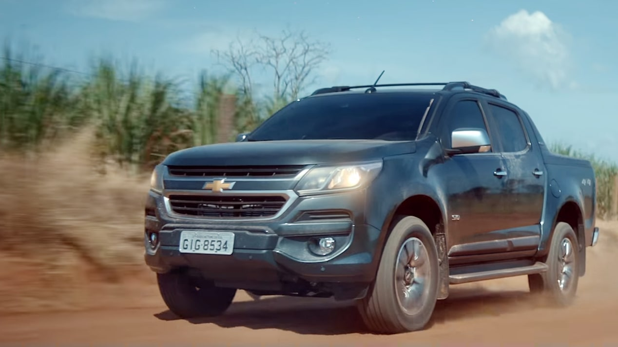 Carro Chevrolet S10 High Country 4x4 2018 Off road