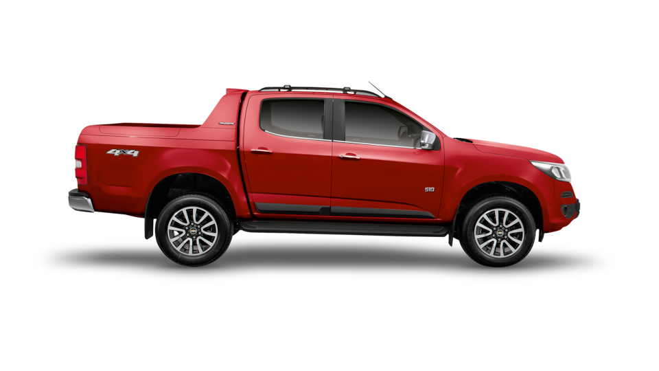 Lateral picape S10 High Country 2020 solicitar proposta