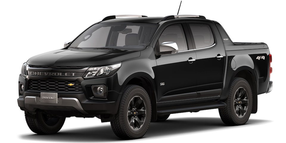 Nova Chevrolet S10 High Country 2021 Preto Ouro Negro