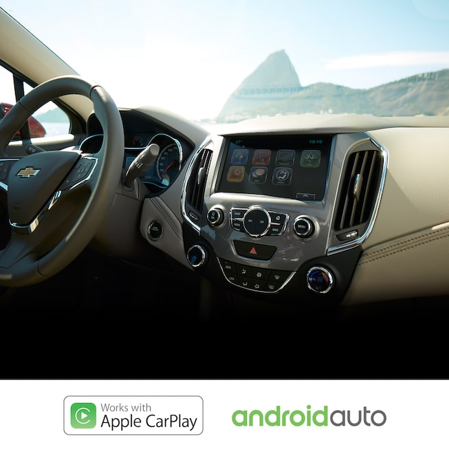 Logo Apple Android CarPlay