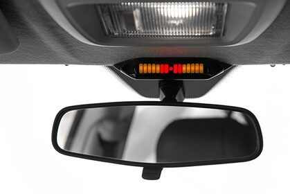 Display sensor de estacionamento novo Chevrolet Cobalt sedan 2018
