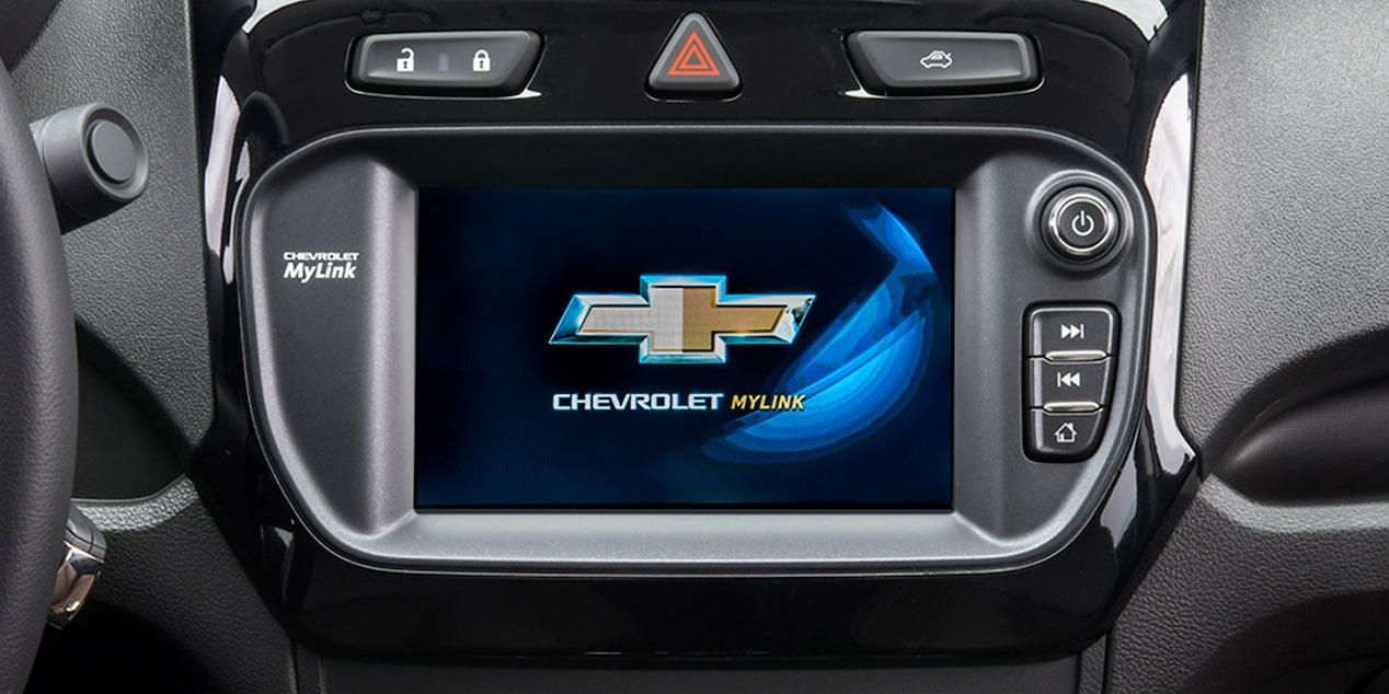 Computador de bordo novo Cobalt 2018 Chevrolet MyLink
