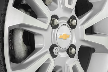 Roda de alumínio central novo Chevrolet Onix hatch 2019