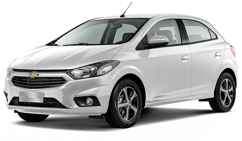 Chevrolet Onix Branco Summit 2019