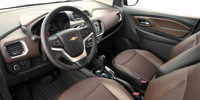 Minivan Spin 2019 0km Carro De 7 Lugares Para Famlia Chevrolet