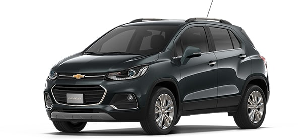 Chevrolet Tracker cinza graphite 2019