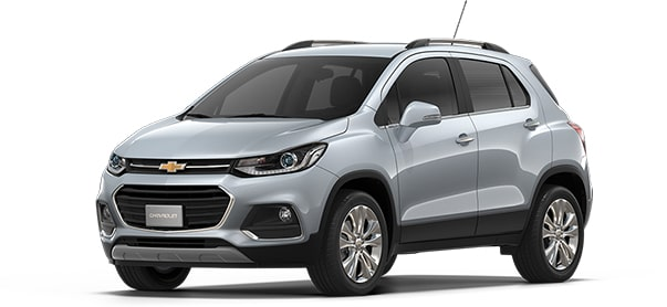 Chevrolet Tracker prata switchblade 2019