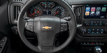 Fárois LED Chevrolet Trailblazer 2018