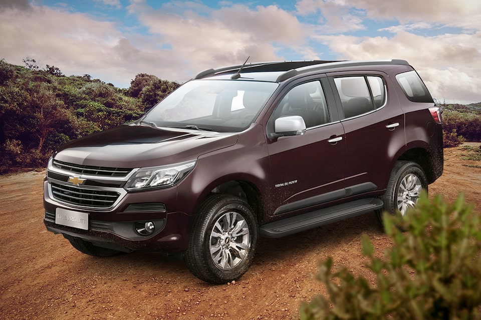 Chevrolet Trailblazer 4x4 2019 off road