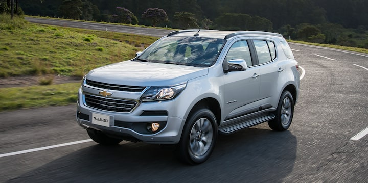 Novo SUV Chevrolet Trailblazer 2018