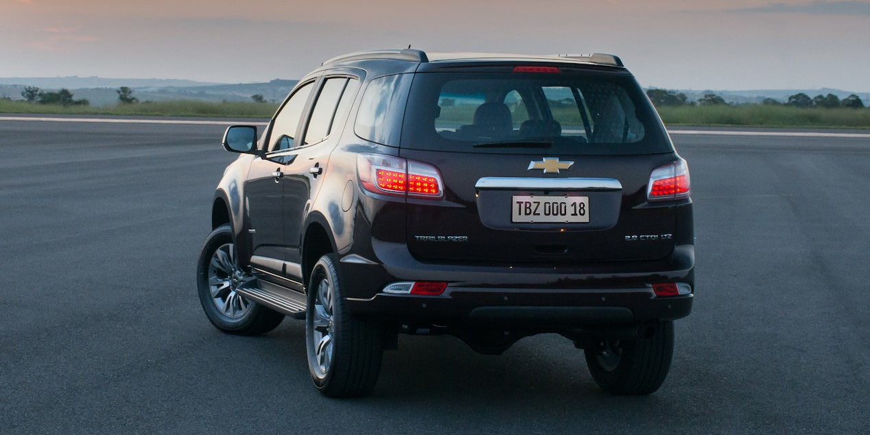 Lanterna LED Chevrolet Trailblazer 2018