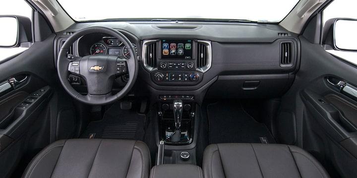 Trailblazer 2019 0km - Carro SUV de 7 lugares para família ...
