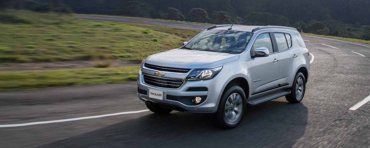 Trailblazer 2020 0km - Carro SUV de 7 lugares para família ...
