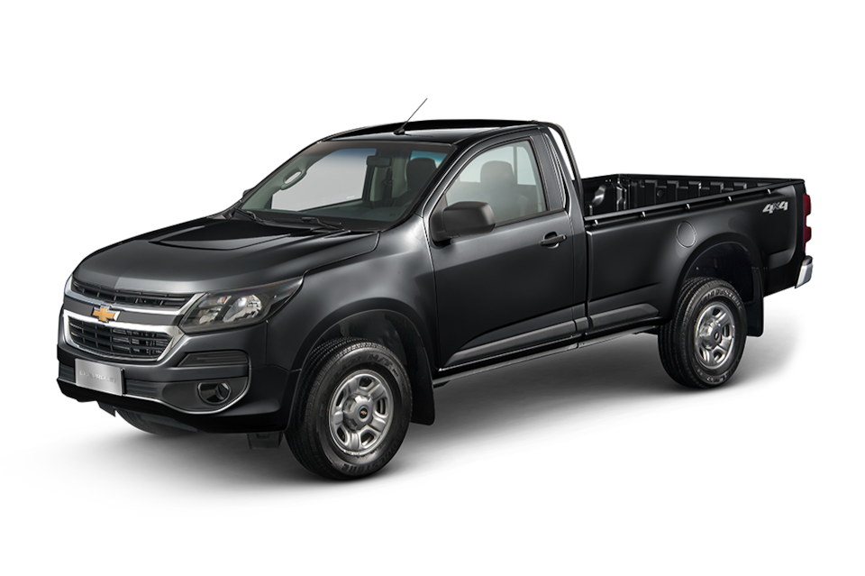 Chevrolet S10 Cabine Simples ouro negro 2019