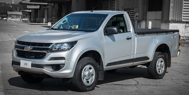 Chevrolet S10 Cabine Simples 2019